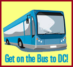 get on the bus to dc