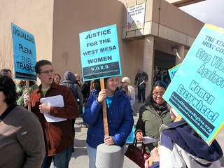 International Women's Day 2013, Albuquerque