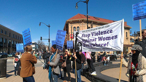 International Women's Day 2013, Washington, DC
