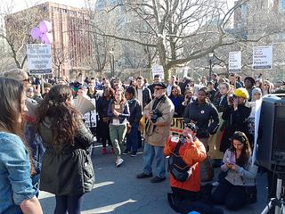 International Women's Day 2013, NYC