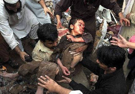 Pakistani Child Killed in Drone Strike