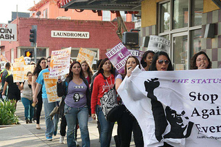 International Women's Day 2013, Sacramento