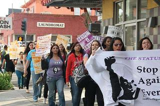 International Women's Day 2013, Sacramento