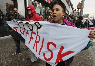 Stop and Frisk NYC March