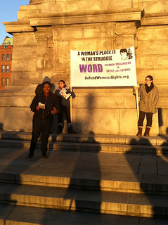 International Women's Day 2013, Syracuse