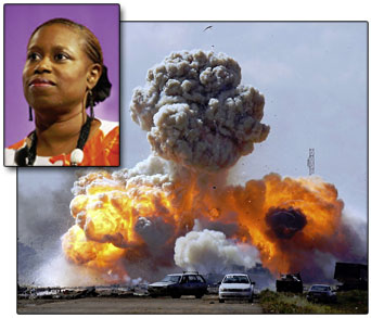 Cynthia McKinney reports from Tripoli, Libya