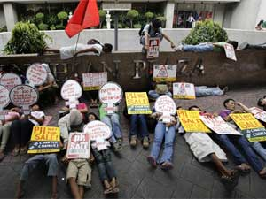 Occupy Manila, Global Day of Action, 10-15-2011