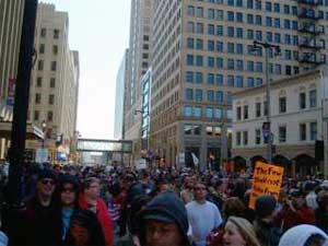 Occupy Milwaukee, Global Day of Action, 10-15-2011