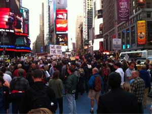 Occupy Wall Street, Global Day of Action, 10-15-2011