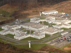 Red Onion prison in Virginia