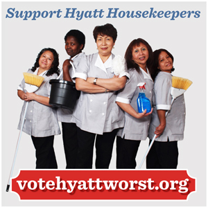 Hyatt Hurts - Vote Hyatt Worst