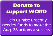 Donate to support WORD